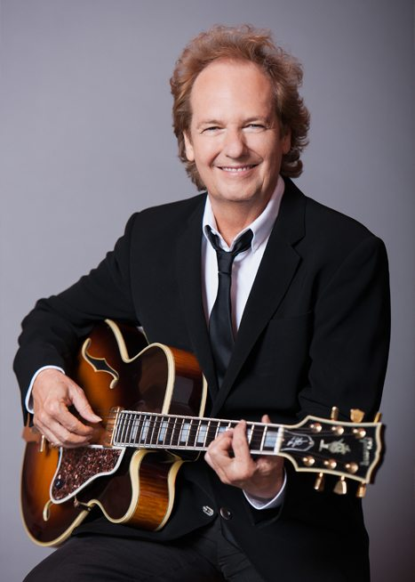 Lee Ritenour performing at Bakersfield Music Hall of Fame