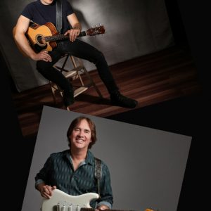 Joe-Robinson-Carl-Verheyen-Band Guitar Masters Bakersfield California