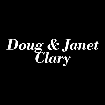 Doug and Janet Clary
